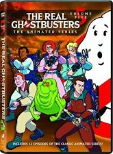 Real Ghostbusters 5 (2016, REGION 1 DVD New)