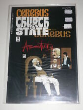Cerebus Church & State #12 VF Aardvarkvanaheim Jul 1991