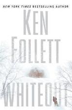 WHITEOUT Ken Follett 1st Edition 2004 Mystery Hardcover & Dust Jacket