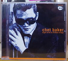 CHET BAKER NIGHT BIRDS & BROKEN WINGS COMPACT DISC NEWSOUND RECORDS 2000