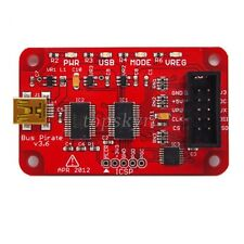 Bus Pirate V3.6 Universal Serial Bus Interface USB Module 3.3-5V for Arduino DIY