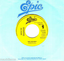 "7"" - Britny Fox - Save The Weak (SPANISH PROMO FOR JUKE BOX EDIT 1987,MINT*NUEVO"