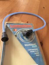 24BC8 Lumenition Silicone Blue Ignition Coil Leads 24""