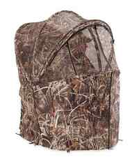 Ameristep Rapid Shooter MAX-4  Hunting Chair Ground Blind NEW 3334B