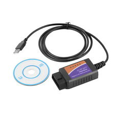 ELM327 USB OBD-II OBD 2 Interface Car Scanner Diagnostic Auto Scan Tool Cable US