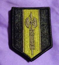 ARMY PATCH, 302ND MANEUVER ENHANCEMENT BRIGADE, MULTICAM, SCORPION,OD AXE,W/HPT