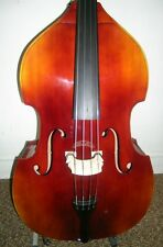 Upright Bass/Double Bass-Hybrid Model w/Carved Spruce Top