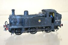HORNBY R052 KIT BUILT BR 0-6-0 JINTY CLASS 3F LOCO 47327 REFINISHED WEATHERED mw
