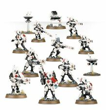 Warhammer 40K Tau Empire Fire Warriors Strike / Breacher Team - Unboxed