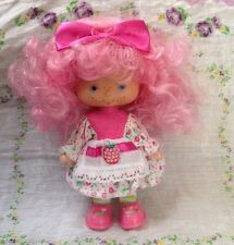 Vintage Strawberry Shortcake Frutillitas Doll Argentina Frambuesita Raspberry