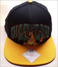 Nintendo Pokemon Charizard Original Snapback Baseball Cap Hat OFFICIAL LICENSED
