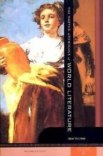 The Norton Anthology of World Literature, Vol. E: 1800 to 1900, 2nd Edition, , G