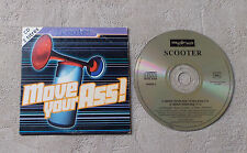 "CD AUDIO MUSIQUE INT / SCOOTER ""MOVE YOUR ASS!"" 1995 CD SINGLE 2T SCORPIO MUSIC"