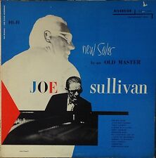 Joe Sullivan-New Solos By An Old Master-Riverside 202-LITTLE ROCK GETAWAY