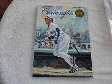 KEN GRIFFEY JR CARTWRIGHTS MAGAZINE OF BASEBALL COLLECTIBLES 1992
