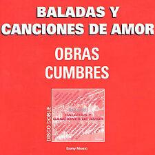 Baladas y Canciones de Amor: Obras Cumbres, Various Artists, New Import