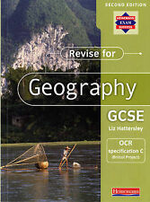 Revise for Geography GCSE: OCR Specification C (Bristol Project) (People),GOOD B