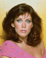 TANYA ROBERTS CHARLIE'S ANGELS BUSTY COLOR 8X10 PHOTO