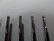 100 Stk  VHM Fräser mit Diamantverzahnung + Dremel + Proxxon + CNC