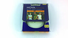 Tokina ''HOYA UV'' 62.0s 62mm BOTH SIDES COATED Filter. 'NEW' Cased Condition.