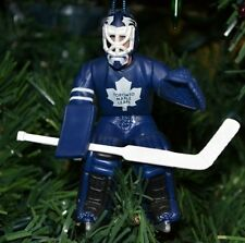 Felix Potvin Toronto Maple Leafs Goalie NHL Keepsake Christmas Tree Ornament