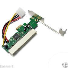 PCI-E Express x1 Slot to PCI / PCI-X 32Bit Adapter Card