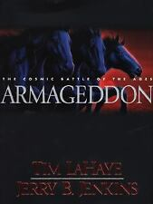 Armageddon: The Cosmic Battle of the Ages-ExLibrary