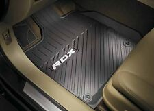 Genuine OEM 2016-2017 ADV/Tech Model Acura RDX ALL-SEASON Floor Mats- 8-WAY