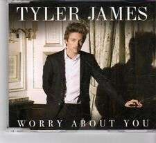 (FR811) Tyler James, Worry About You - 2012 DJ CD