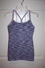 Womens Lululemon Power Y We Are From Space Tank Top Size 6