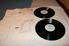 Deep Purple 2LP The King Biscuit Flower Hour  Radio Show with Cues AIR DATE JANU
