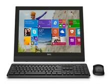 """Dell Inspiron 20 3000 N2830 500GB All-In-One 19.5"""" Display HD+ Win 8.1"""