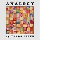 """ANALOGY: 25 years later (1995); OWR07; + 2 tracks from their 7"""" single from 1971"""