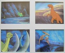125 + Ruby-Spears Dink the Little Dinosaur Animation Cels + original drawings