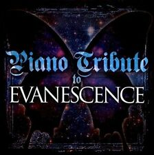 Piano Tribute to Evanescence by The Piano Tribute Players (CD, Oct-2011, CC...