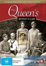 The Queen's Mother In Law (DVD, 2016) (Region 4) Aussie Release