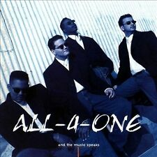 All-4-One: And the Music Speaks  Audio CD