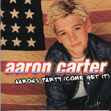 Aaron's Party (Come Get It) [Australia CD] by Aaron Carter (CD, Oct-2000,...