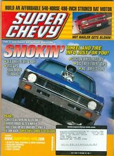 2003 Super Chevy Magazine: Wheel & Tire Info/Affordable 540HP 490Inch Rat Motor