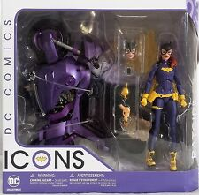 Batgirl of Burnside DC Comics ICONS Deluxe Figure & Motorcycle Set