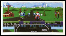 Road Rash 2 #32 Sonic The Hedgehog Barratt Card (C307)