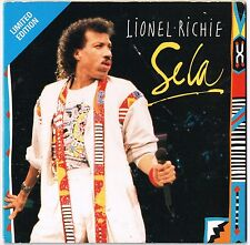 "LIONEL RICHIE - 5"" CD - Sela. 3 Track CD Single Picture Sleeve"