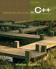 Problem Solving With C++ by Savitch