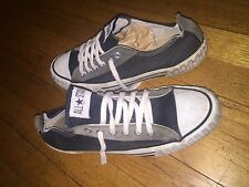 Vintage Converse All Star USA Suede Low Sz.9