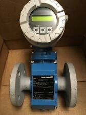 Endress Hauser 10W40-UA0A1AA0A5AA Promag 10W Electromagnetic Flowmeter