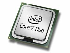 lot of 5 Intel Core 2 Duo mix E6300 E6400 E6600