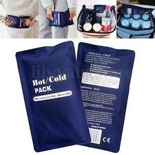 Reusable Hot / Cold Heat Gel Ice Non Toxic Pack Sports Muscle Back Pain Relief