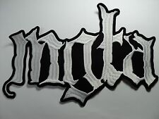 MGLA  EMBROIDERED BACK PATCH