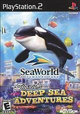 SeaWorld Adventure Parks Shamu's Deep Sea Adventure (PS2), Excellent PlayStation