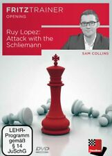 ChessBase Collins Ruy Lopez: Attack with the Schliemann  fritztrainer - Spanisch